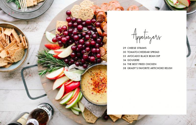Create A CookBook
